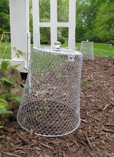 Diy Garden Decor, Garden Art, Garden Ideas, Garden Crafts, Container Gardening, Gardening Tips, Container Vegetables, Gardening Vegetables, Urban Gardening