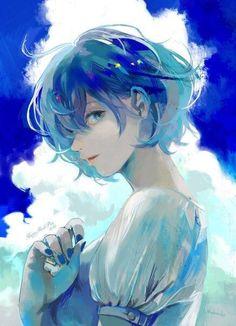 Imagen de anime, tokyo ghoul, and touka kirishima
