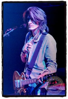 Joe Perry - Ross Halfin