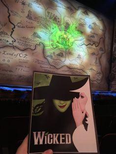 Wicked #wicked #broadway #wizardofoz #musical #music