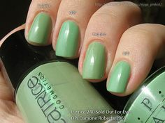 CATRICE 240 Sold Out Forever / OPI Damone Roberts 1968 by Silkа, via Flickr