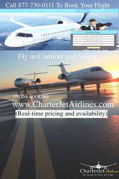 #EmptyLeg #Discount #Flights on all Major USA and EUROPE ROUTES