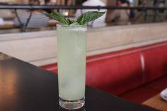 Brunch Cocktail alert: the Antwerp Mule
