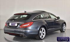 La Mercedes CLS Shooting brake è una Station wagon dalla linea sportiva con interni di lusso e la TRAZIONE INTEGRALE. Disponibile presso la nostra SEDE a GHEDI (BRESCIA) in VIA ARTIGIANALE 74/76, un esemplare PRONTA CONSEGNA in allestimento: CDI SW BlueEFFICIENCY 4Matic. Per vedere tutto il servizio fotografico dedicato collegatevi sul nostro sito. Station Wagon, 4x4, Mercedes Benz, Diesel, Audi, Automobile, Ford, Vehicles, Car