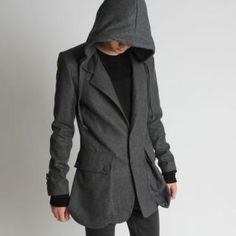 Blazer-Trench-Coat