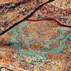 Iranian Silk Carpets