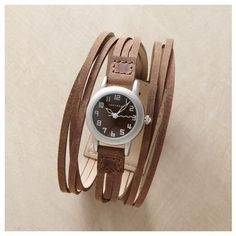 Gaucho Watch by Tokyo Bay (http://tokyobayinc.com/collections/ladies-watches/products/gaucho)