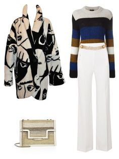 """Untitled #70"" by ivolpichella on Polyvore featuring rag & bone, AERIN, Roland Mouret and Maison Mayle"