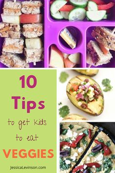 Got picky eaters? Learn how to get your kids to eat veggies with these 10 tips from registered dietitian Jessica Levinson. Kid Friendly Dinner, Kid Friendly Meals, Kids Nutrition, Nutrition Tips, Healthy Lifestyle Habits, Keto Brownies, Healthy Kids, Healthy Living, Kids Health