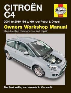 Free citroen repair manuals free citroen repair diagrams free from 1069 citroen c4 petrol diesel 04 10 haynes repair manual haynes fandeluxe Image collections