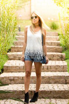 nati vozza blog nativozza glam4you blog look bynv nv calca short chanel jeans costume provador 17 Provador: Costume Verão Publi Provador Loo...