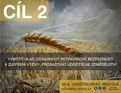 SDG Vymýcení hladu, zlepšení výživy a udržitelné zemědělství