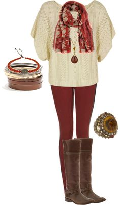 """FALL"" by makaiod on Polyvore"