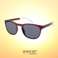 The future is bright. Shield the glare with some Awear shades.   #awearcharmant #sunglasses #style