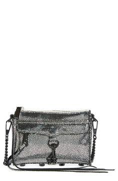 Rebecca Minkoff 'Caviar Micro MAC' Convertible Crossbody Bag available at #Nordstrom