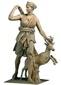 Feast of Old Greek Goddess Artemis | usage greek mythology other scripts αρτεμις ancient greek ...