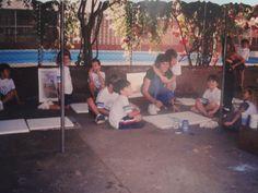 Projeto Literário de artes no Colégio Auxilium - Impressionistas (oficina)