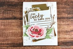 Clips-n-Cuts | Altenew November 2017 Release Blog Hop   Giveaway | http://www.clips-n-cuts.com Flower card