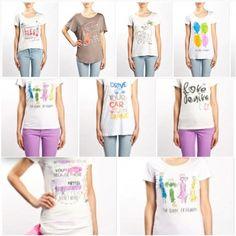 #pastelcolors #summer2013 #danive' #fashion #fashionblog #tshirt #pants Pastel Colors, Capri Pants, Outfit, T Shirt, Art, Fashion, Outfits, Supreme T Shirt, Art Background