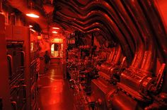 submarine, old pipes - Google Search