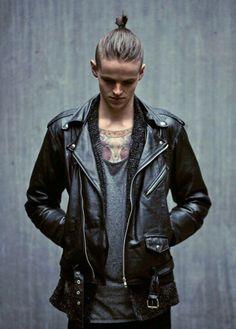 #leather #grunge #rocknroll