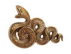 Jan Michaels Giant Snake Ring RG7319 giant snake ring