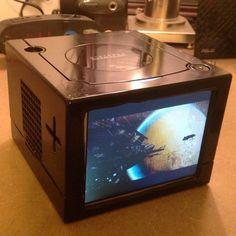 Portable Gamecube anyone?