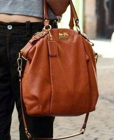 I dont go for coach purses but this one I really like!