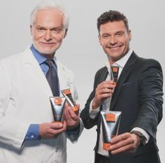 We officially launched our men's skincare line with It's been his pregame ritual for years and now yours! Anti Aging Treatments, Anti Aging Skin Care, Glowing Skin, 10 Years, Skincare, Product Launch, Skincare Routine, Skins Uk, Skin Care