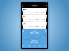 2nd Week (Saturday) - App for Credit Cards