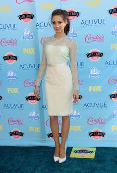 Troian Bellisario - Arrivals at the Teen Choice Awards