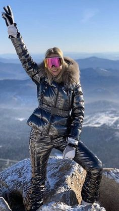 Winter Suit, Snow Suit, Skiing, Winter Outfits, Winter Jackets, Suits, Coat, Clothing, Fashion