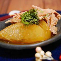 炊飯器で大根&豚コマ煮 - 暮らしニスタ