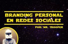 """El lado oscuro del marketing se adueña del blog con un invitado de lujo.   : ] Mr. Trooper nos habla sobre """"Branding Personal en Redes Sociales""""  Lean el artículo... y que la fuerza del marketing esté con ustedes.  http://mclanfranconi.com/branding-personal-en-redes-sociales/  #StarWars #Branding #RedesSociales #Blogs"""