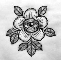 Horror Mysterious Halloween Tattoo List - Emma Lee home Flash Art Tattoos, Body Art Tattoos, Small Tattoos, Cool Tattoos, Ankle Tattoos, Tiny Tattoo, Sleeve Tattoos, Tattoo Sketches, Tattoo Drawings
