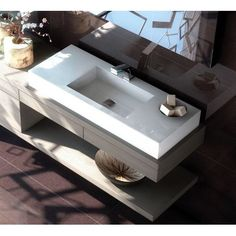 Lavabo baño con encimera Elegance Silestone