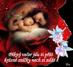 Pekný večer a neskôr už krásny sníčky! Anastasia, Picture Search, Love Images, Baby Love, Good Morning, Movies, Movie Posters, Mary, Sons