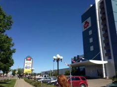 View from the outside, Canad Inns Brandon  |  1125 18th Street, Brandon, Manitoba