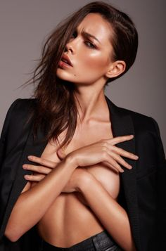 P: 35mm fashion Photography MUA & H: Phoebe Goulding Model: Melody @Chad Cribbins Ackerman's