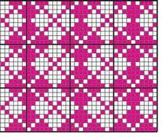 traditional; fair isle patterns
