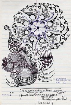 Staff Meeting Doodle by Cat Sidh, via Flickr