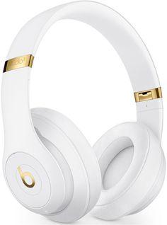 Beats Studio, Headphones Online, Cute Headphones, Over Ear Headphones, Gold Beats Headphones, Ipod Nano, Apple Tv, Musik Player, Wireless Noise Cancelling Headphones