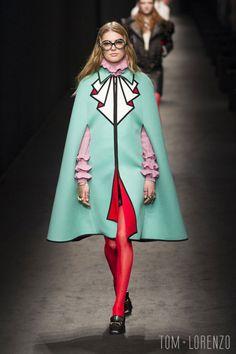 tromp l-oeil cape - Gucci-Fall-2016-Collection-MFW-Milan-Fashion-Week-Runway-Tom-Lorenzo-Site