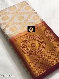 Sarees Kashvi Sensational Sarees Saree Fabric: Nylon Blouse: Running Blouse Blouse Fabric: Nylon Pattern: Woven Design Multipack: Single Country of Origin: India Sizes Available: Free Size   Catalog Rating: ★4.2 (559)  Catalog Name: Kashvi Sensational Sarees CatalogID_742145 C74-SC1004 Code: 777-5046675-6702