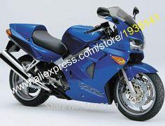 398.05$  Buy here - http://ali98v.worldwells.pw/go.php?t=32492065745 - Hot Sales,For Honda 1998-2001 VFR800 98 99 00 01 VFR 800 RR VFR800RR 1998 1999 2000 2001 Blue Aftermarket Sportbike Fairing Kit 398.05$