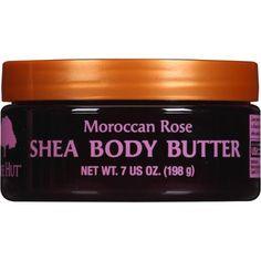 Tree Hut Moroccan Rose Shea Body Butter, 7 oz