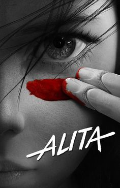 Anime Magazine Doujinshi, Cosplay, Wallpaper, and Fan Art Collection Photo or Pictures Alita Movie, Alita Battle Angel Manga, Angel Movie, Angel Wallpaper, Mobile Wallpaper, Movie Poster Art, Film Posters, Minimal Poster, Warrior Girl