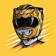 Yellow Ranger by danielmatakupan