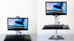 Transform Any Desk into an Affordable, Flexible Standing Desk