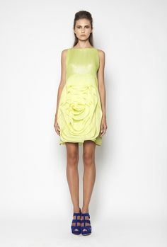 CHRISTOS COSTARELLOS SS12 Silk Chiffon, Sequined Mini Dress Christos Costarellos, Sequin Mini Dress, Silk Chiffon, Ready To Wear, Spring Summer, How To Wear, Dresses, Fashion, Vestidos